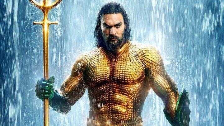 """""""Aquaman"""" tem primeiras impressões positivas"""