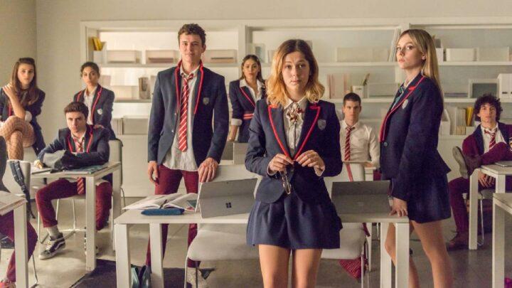 Elite  Netflix se despede oficialmente de cinco personagens