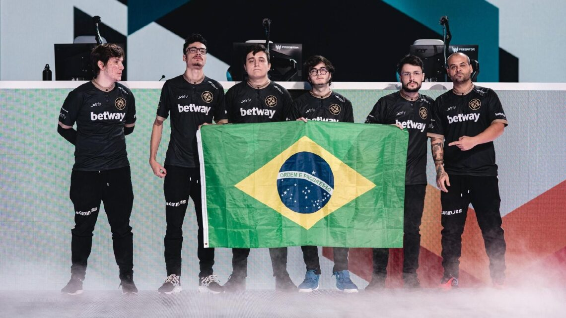 Ninjas in Pyjamas é a grande campeã do Six Major Brasil