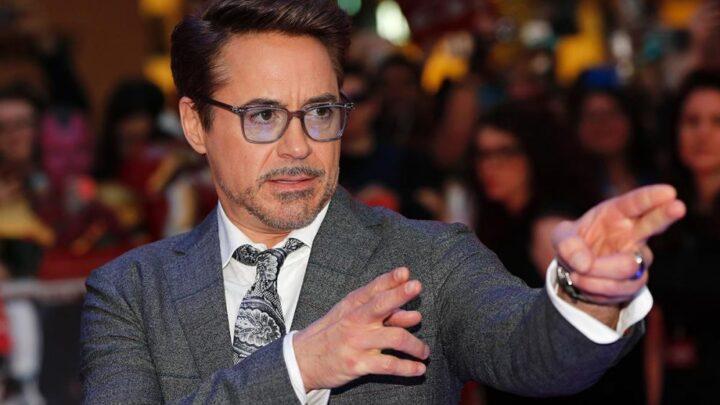 Robert Downey Jr.   5 coisas que você provavelmente não sabia