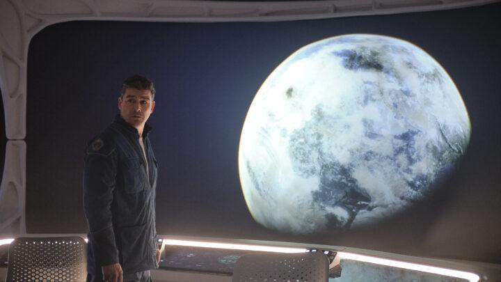 The Midnight Sky: Revelada imagens do filme com George Clooney