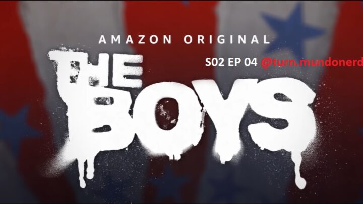 The Boys | Melhores Momentos do 4º Episódio da 2ª temporada!
