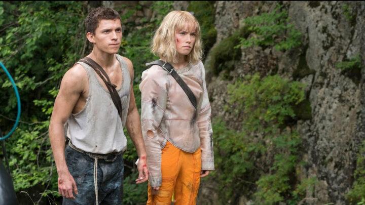 Mundo em Caos, novo filme de Tom Holland, ganha pôster alternativo