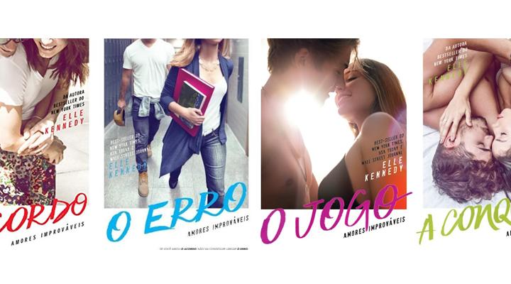 """Você precisa ler: """"Amores Improváveis"""""""