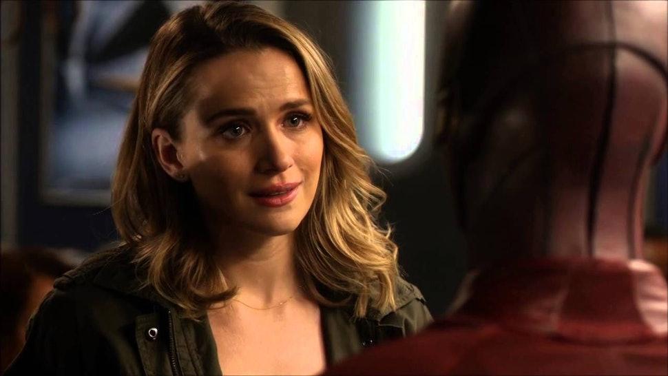 Descubra o real motivo por trás da saída de Patty de The Flash