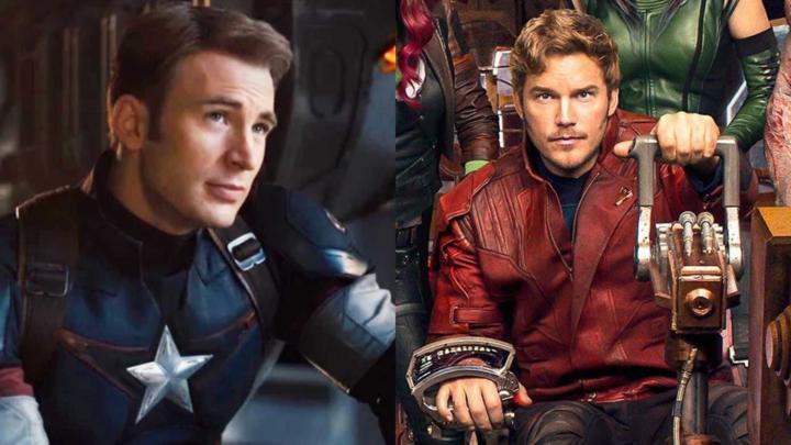 MCU Teorias | James Gunn nega parentesco entre Capitão América e Peter Quill