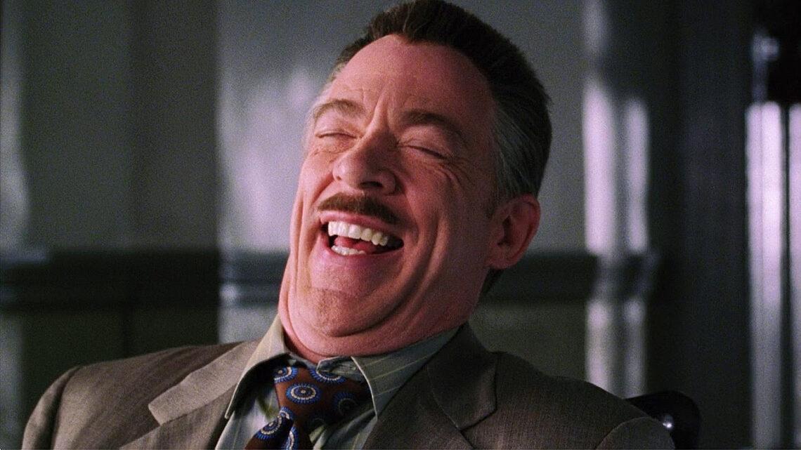 Homem-Aranha 3   Mas afinal quem é J. Jonah Jameson?