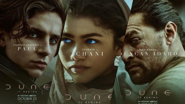 O que esperar do filme Duna?