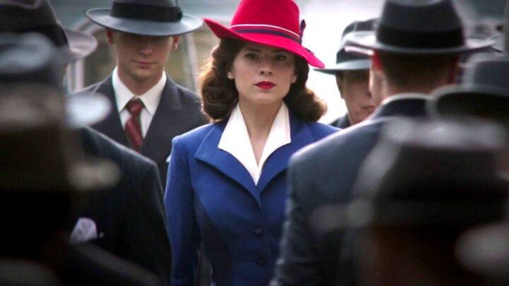 Agent Carter é oficialmente canônico