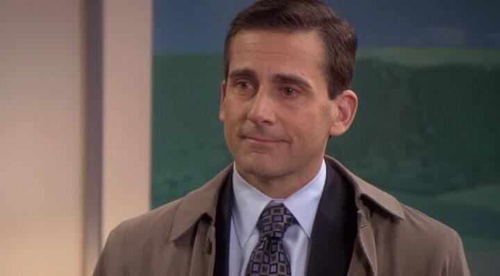 Por que Steve Carell saiu de The Office?
